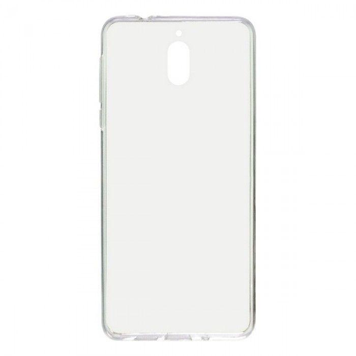 Mobile cover Nokia 3.1 KSIX Flex TPU Transparent
