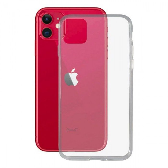Mobile cover Iphone 11 Pro Contact Flex TPU Transparent
