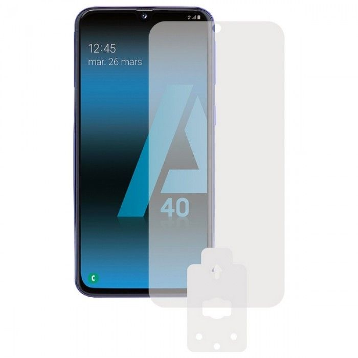Tempered Glass Screen Protector Samsung Galaxy A40 KSIX