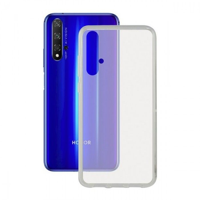 Mobile cover Honor 20 Flex Transparent