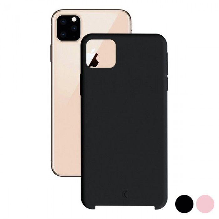 Funda para Móvil Iphone 11 KSIX Soft