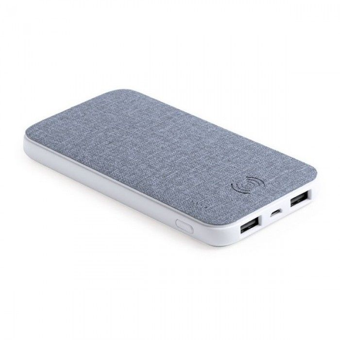 Power Bank con Cargador Inalámbrico 146267