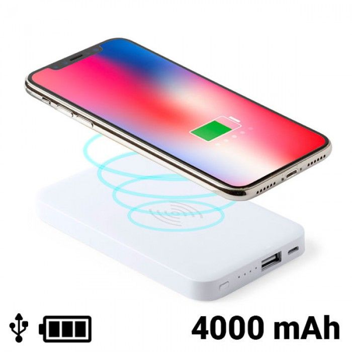 Power Bank with Wireless Charger 146272