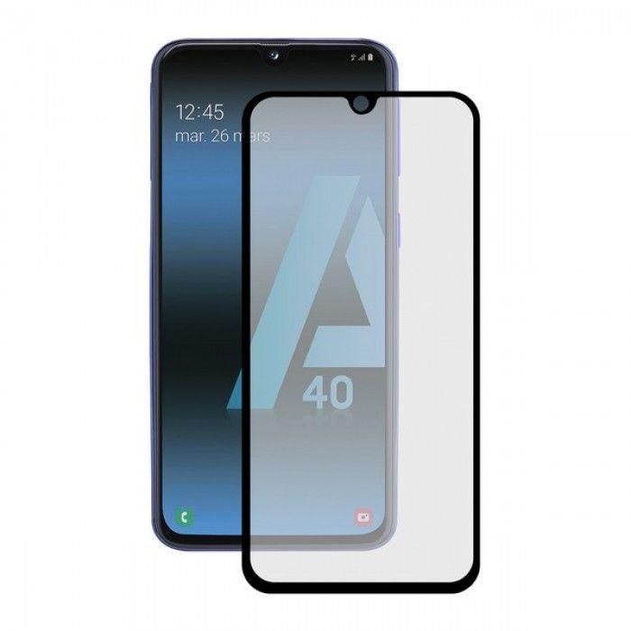 Protetor de vidro temperado para o telemóvel Samsung Galaxy A40 Contact Extreme 2.5D