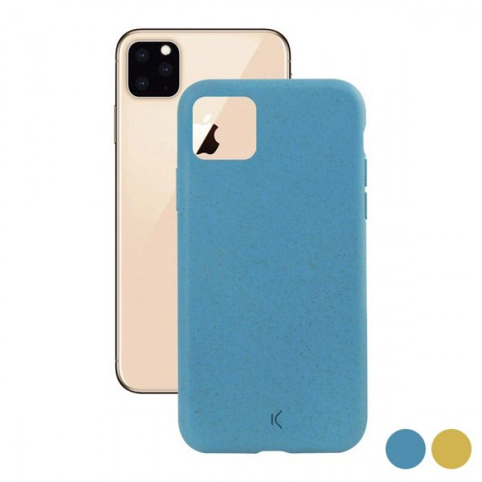 Mobile cover Iphone 11 KSIX Eco-Friendly