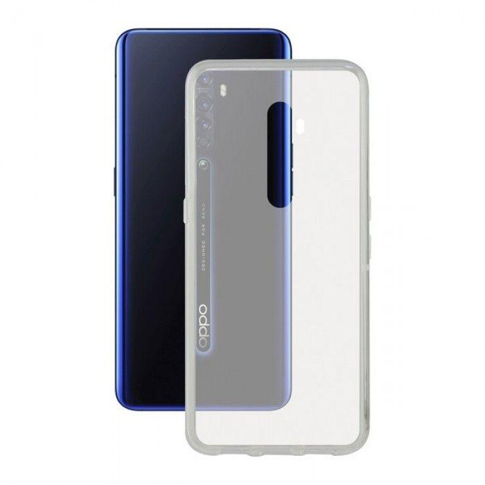 Mobile cover Oppo Reno 2 Flex Transparent