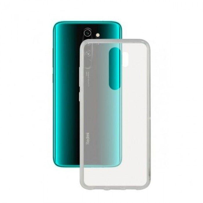Mobile Phone Case with TPU Edge Redmi Note 8 Pro Contact Flex