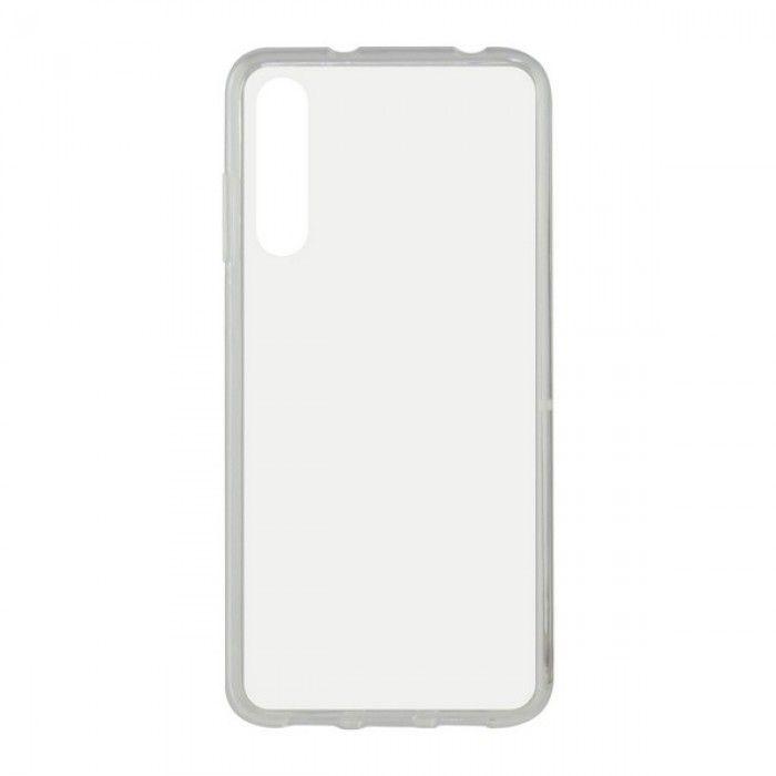 Mobile Phone Case with TPU Edge Huawei P Smart Pro 2019 KSIX Flex Transparent