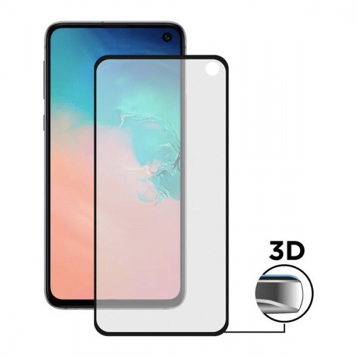 Curved Tempered Glass Screen Protector Samsung Galaxy S10 Contact Extreme Curved