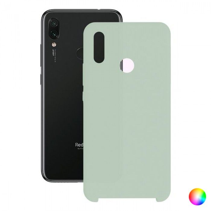 Funda para Móvil Xiaomi Note 7 Contact Silk