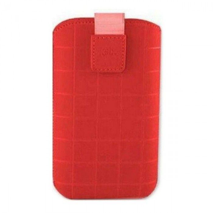 Universal Mobile Case Roma Xl KSIX Red (12,4 x 7,8 x 1,3 cm)