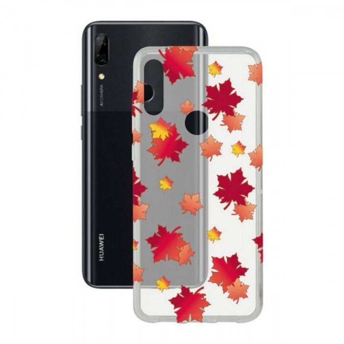 Capa para Telemóvel Huawei P Smart Z Contact Flex TPU Outono