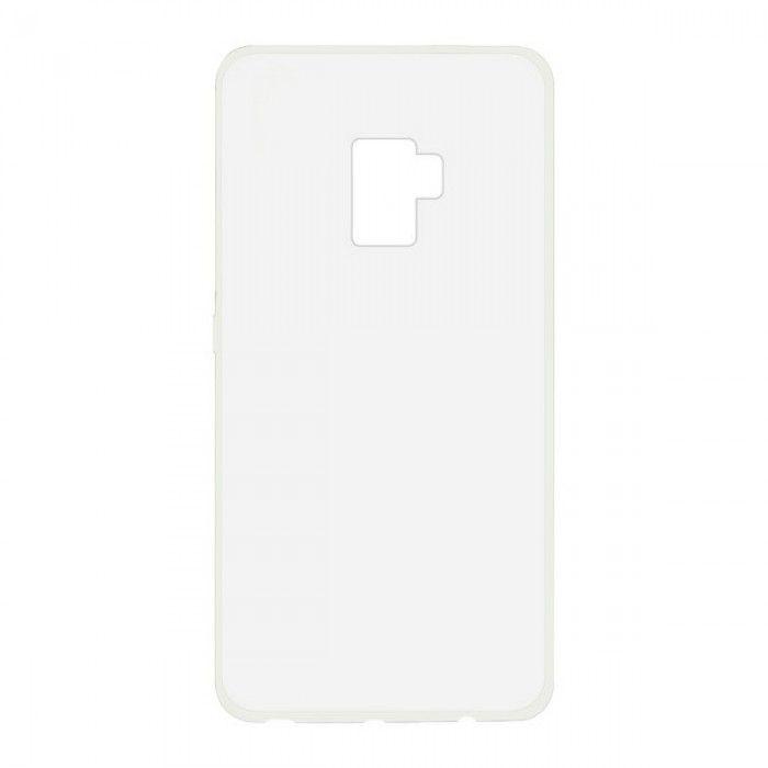Mobile cover Samsung Galaxy S9 Contact Flex TPU Transparent