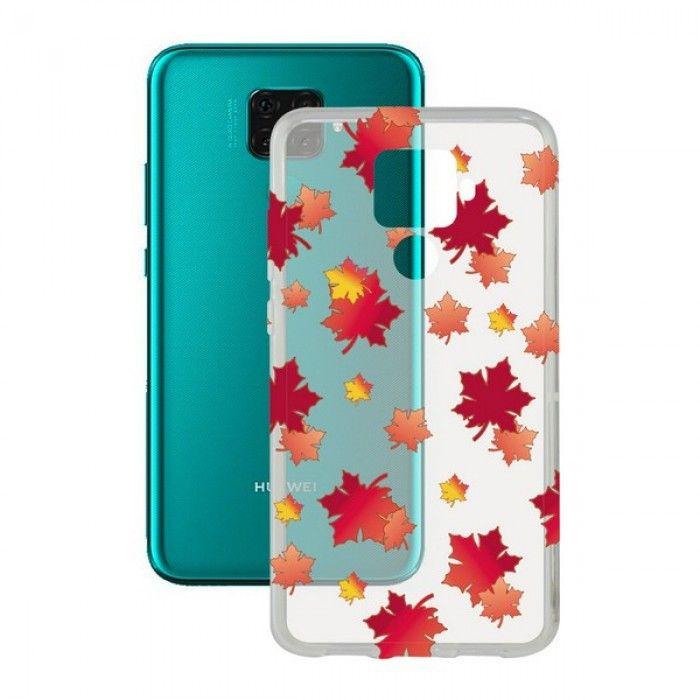 Capa para Telemóvel Huawei Mate 30 Lite Contact Flex TPU Outono