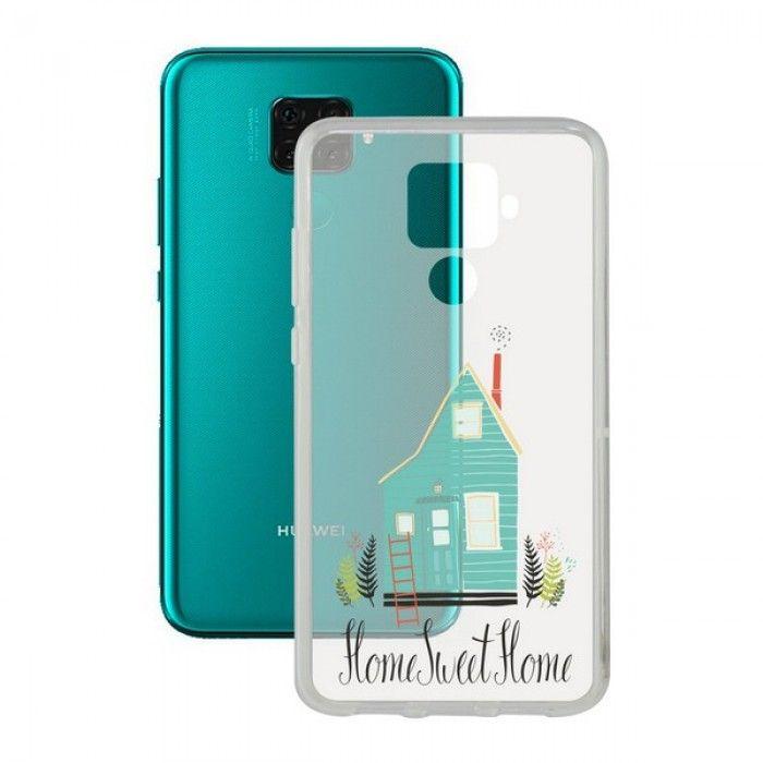 Funda para Móvil Huawei Mate 30 Lite Contact Flex Home TPU