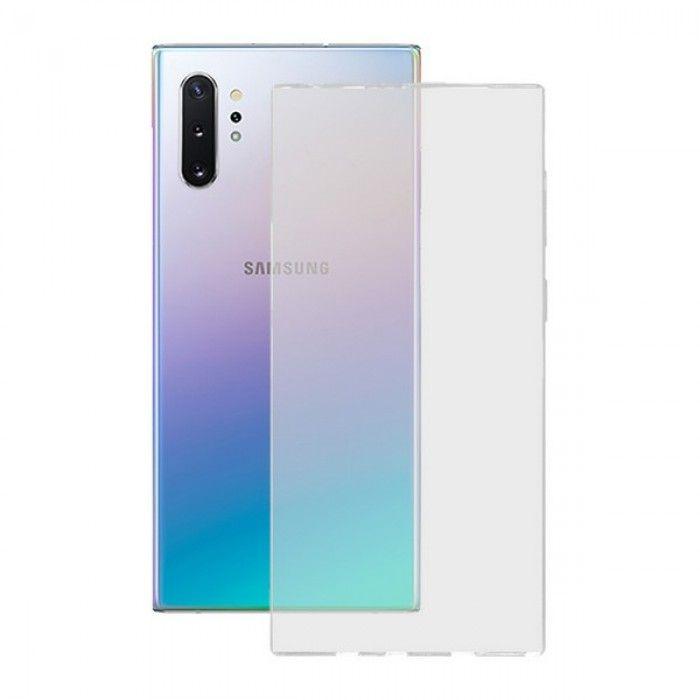 Funda para Móvil Samsung Galaxy Note 10 Contact Flex TPU Transparente