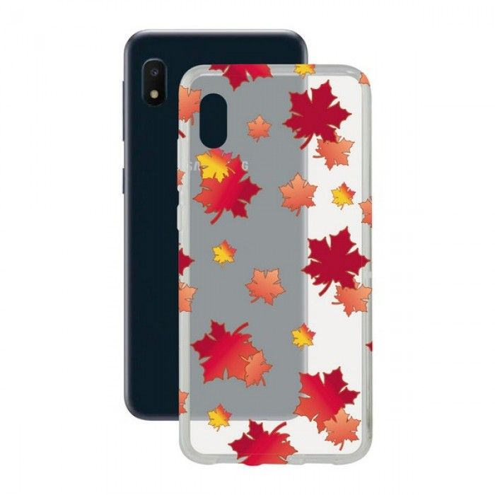 Mobile cover Samsung Galaxy A10e Contact Flex TPU Autumn