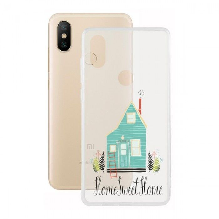 Mobile cover Xiaomi Mi A2 Contact Flex Home TPU