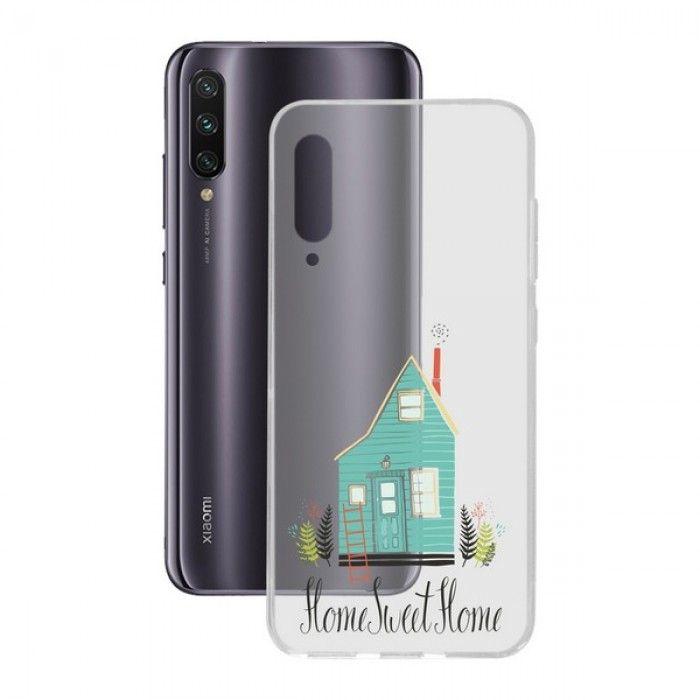 Capa para Telemóvel Xiaomi Mi A3 Contact Flex Home TPU