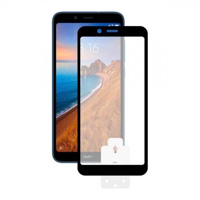 Tempered Glass Screen Protector Xiaomi Redmi 7a KSIX Extreme 2.5D
