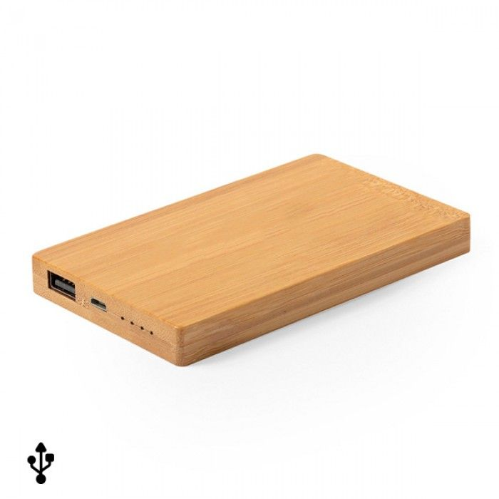 Power Bank Bambu