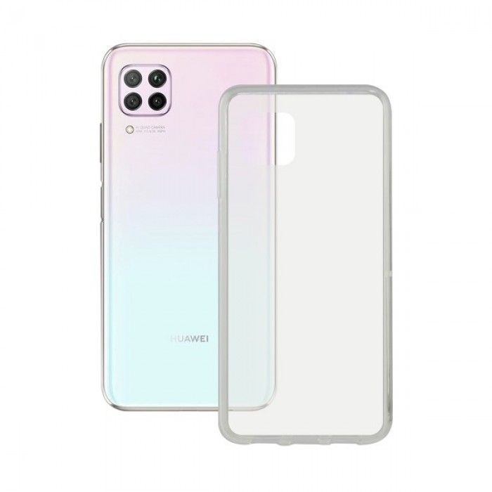 Mobile Phone Case with TPU Edge Huawei P40 Pro Contact Flex Transparent
