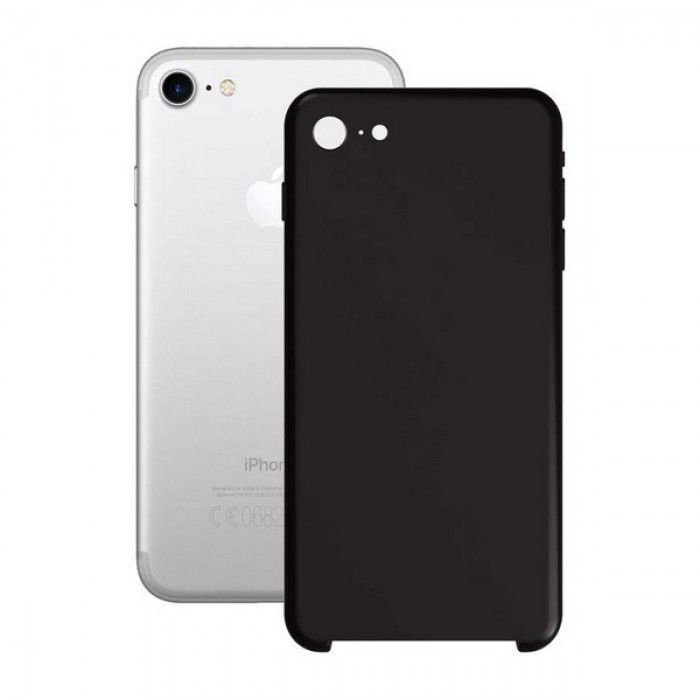 Funda para Móvil Iphone 7/8/se2020 KSIX Soft Silicona