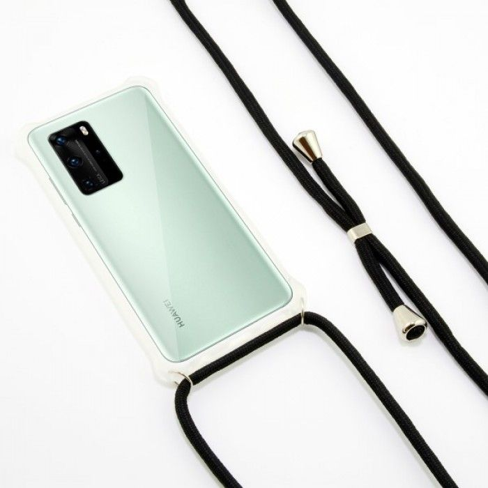 Funda para Móvil Huawei P40 Lite KSIX Transparente
