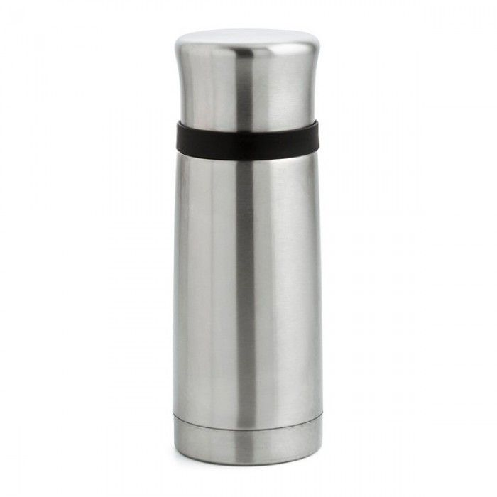 Travel thermos flask Quid Eterna Stainless steel