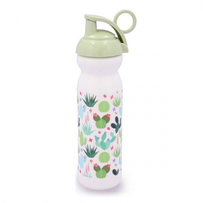 Garrafa Quid Flowers Plástico 0,68 l
