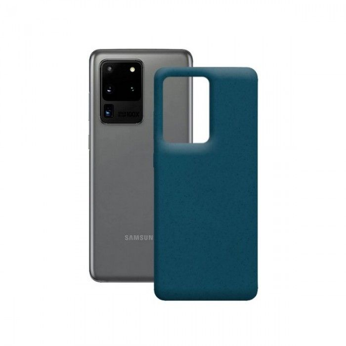 Capa para Telemóvel Samsung Galaxy S20 Ultra KSIX Eco-Friendly