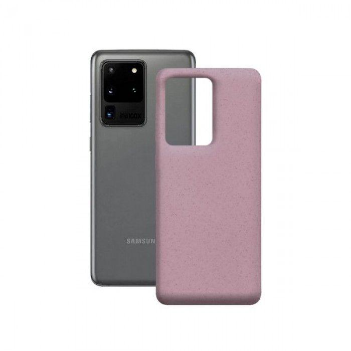 Funda para Móvil Samsung Galaxy S20 Ultra KSIX Eco-Friendly