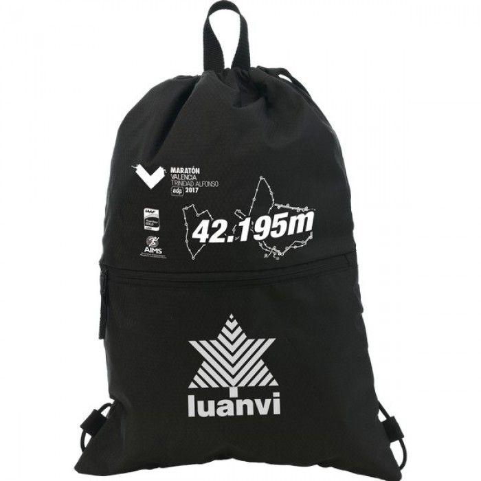 Gym Bag Luanvi Maraton 17 Black
