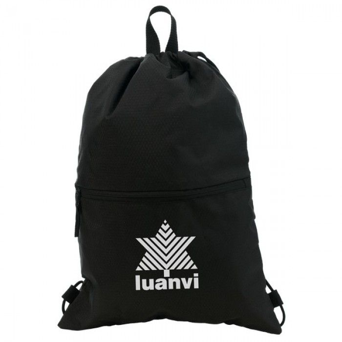 Gym Bag Luanvi Basic Black