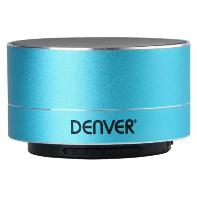Altavoz Bluetooth Portátil Denver Electronics BTS-32 Azul 3W