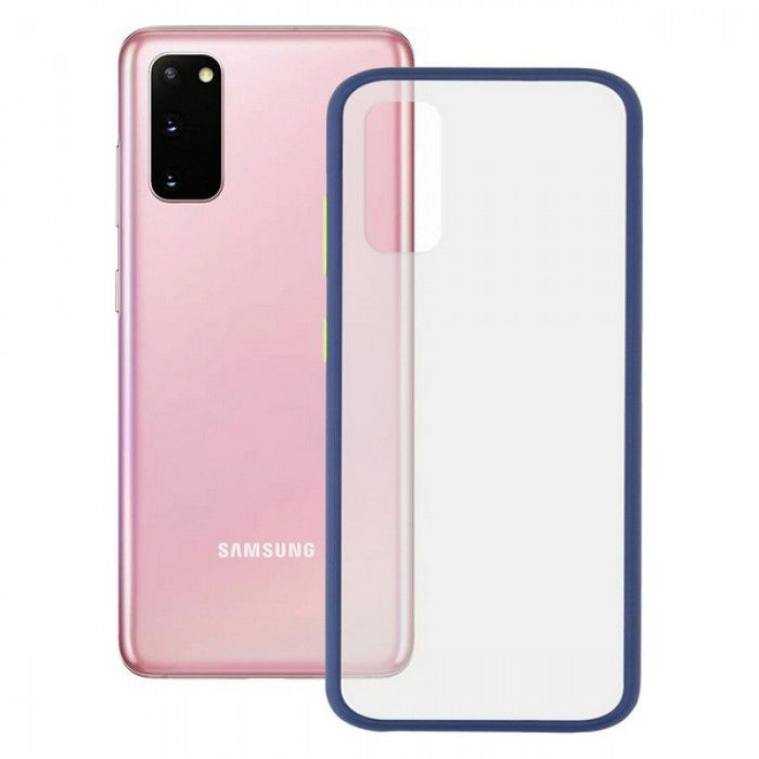 Capa para Telemóvel Samsung Galaxy S20 KSIX Duo Soft