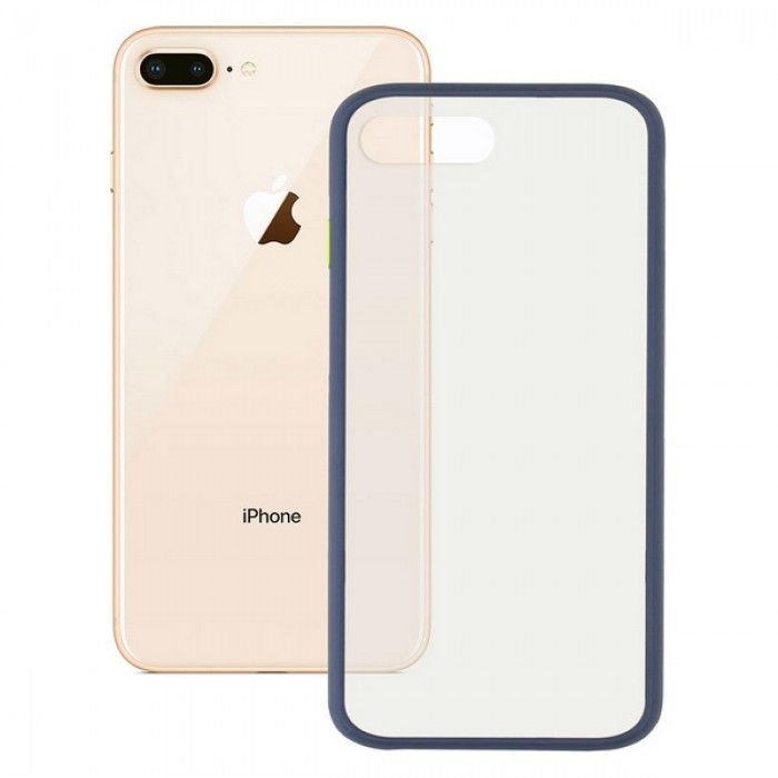 Funda para Móvil iPhone 7/8/SE2020 KSIX Duo Soft