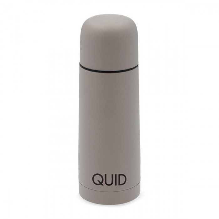 Travel thermos flask Quid Arizona Stainless steel 0,35 L