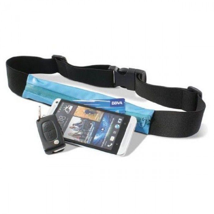 Cinto Desportivo KSIX BXCIN01 Smartphone Azul