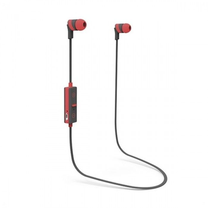 Bluetooth Sports Headset with Microphone Ref. 101417 Red