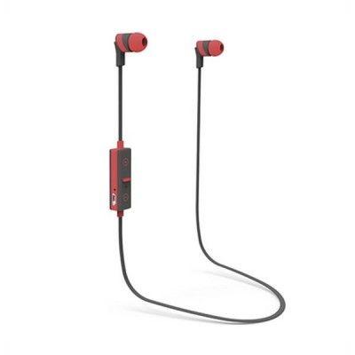 Auriculares Bluetooth com microfone para prática desportiva ONE 101417 Vermelho