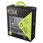 Carregador de Carro KSIX 2.4A USB-C Preto