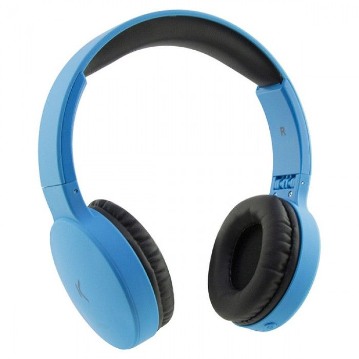 Foldable Headphones with Bluetooth KSIX Go & Play Travel