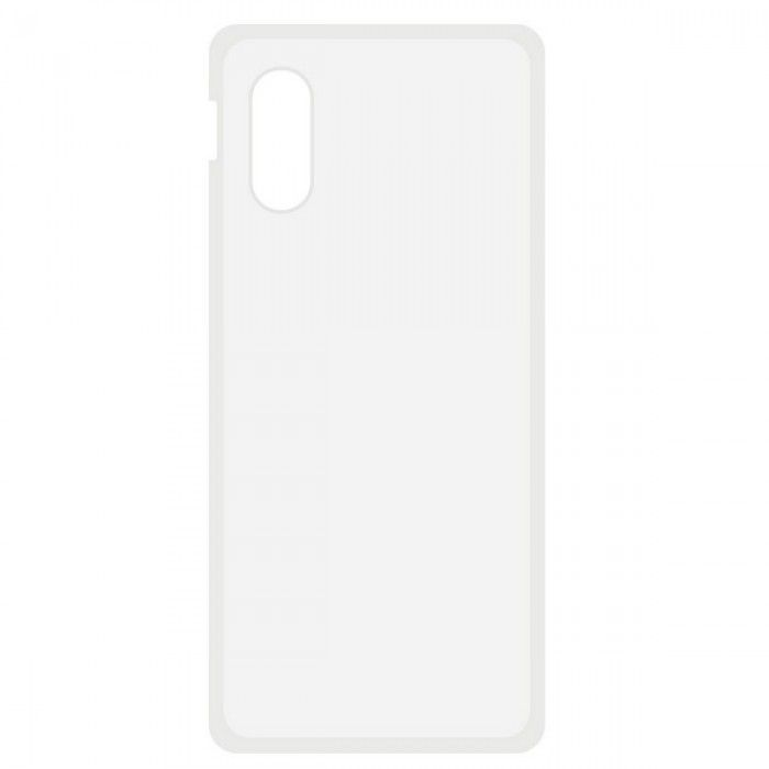 Mobile cover Iphone Xr KSIX Flex Transparent