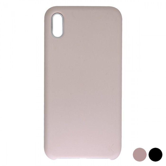 Capa para Telemóvel Iphone Xs Max KSIX Soft Silicone