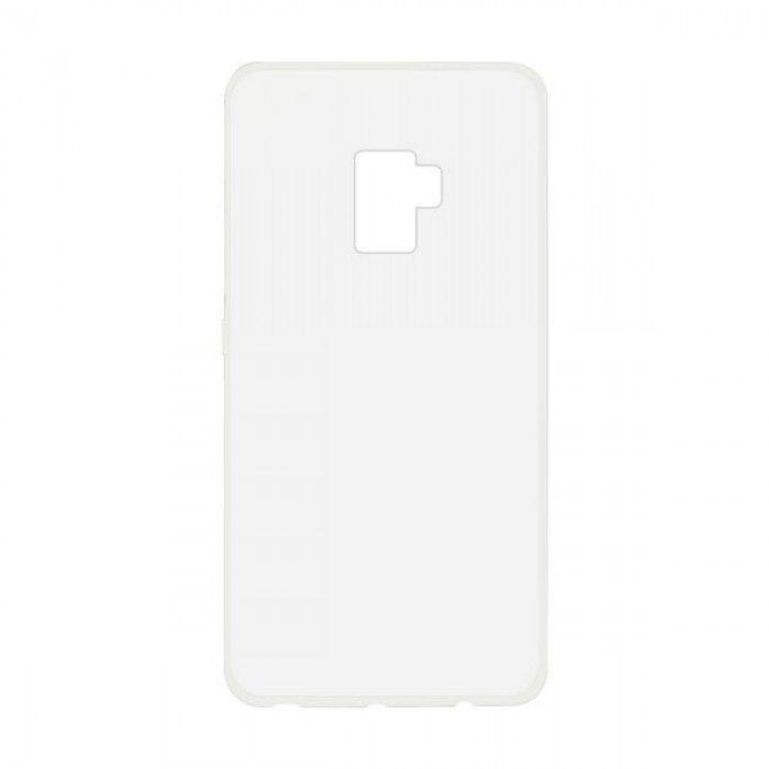 Capa para Telemóvel Samsung Galaxy S9 KSIX Flex TPU Ultrafino Transparente