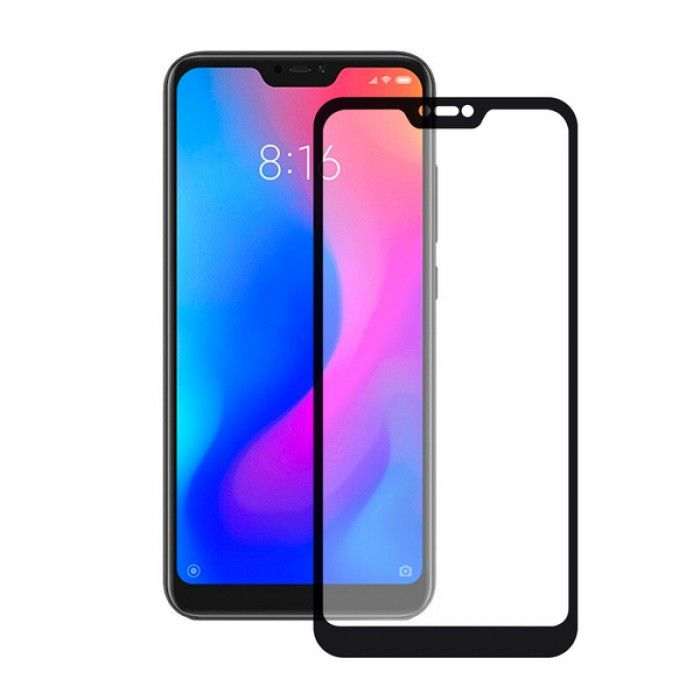 Tempered Glass Mobile Screen Protector Xiaomi Mi A2 Lite KSIX Extreme 2.5D