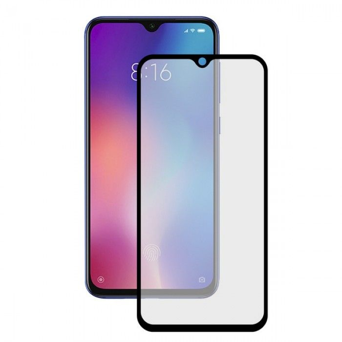 Tempered Glass Mobile Screen Protector Xiaomi Mi 9 KSIX Extreme 2.5D