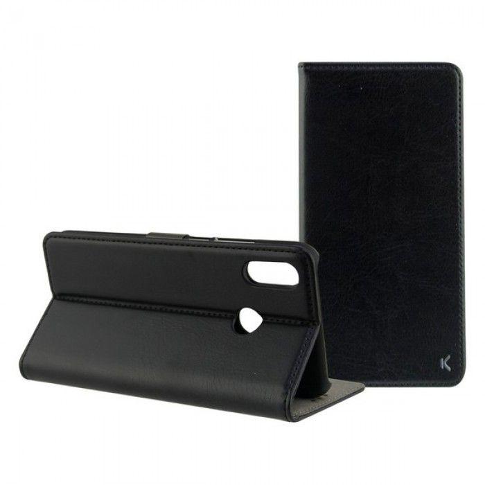 Folio Mobile Phone Case with Magnet Xiaomi Mi A2 Lite KSIX Black