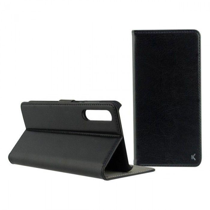 Folio Mobile Phone Case with Magnet Xiaomi Mi9 KSIX Black